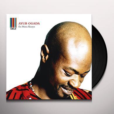 Ayub Ogada EN MANA KUOYO Vinyl Record