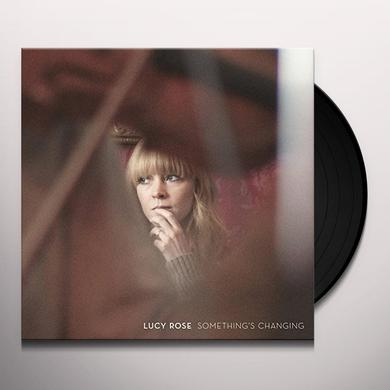 Lucy Rose SOMETHING'S CHANGING Vinyl Record
