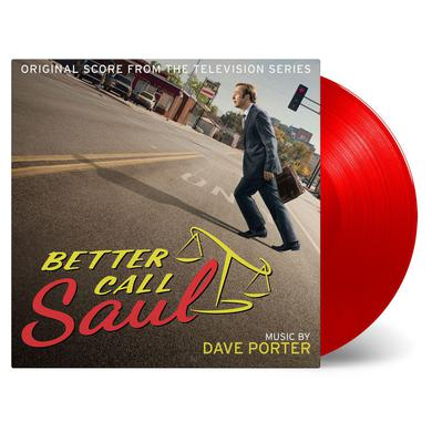 Dave Porter BETTER CALL SAUL 1 & 2 (SCORE) / O.S.T. Vinyl Record