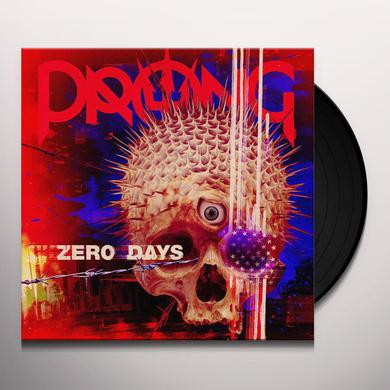 Prong ZERO DAYS Vinyl Record