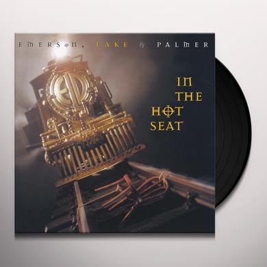 Emerson Lake & Palmer IN THE HOT SEAT Vinyl Record