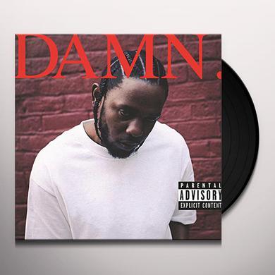 Kendrick Lamar DAMN Vinyl Record