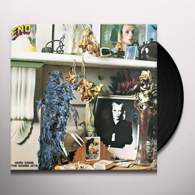Brian Eno HERE COME THE WARM JETS Vinyl Record