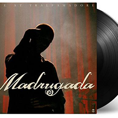 Madrugada LIVE AT TRALFAMADORE Vinyl Record