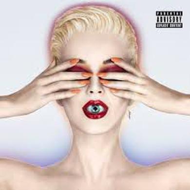 Katy Perry WITNESS Vinyl Record