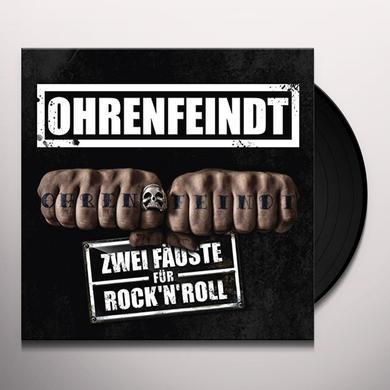 Ohrenfeindt ZWEI FAUSTE FUR ROCK N ROLL (WHITE VINYL) Vinyl Record