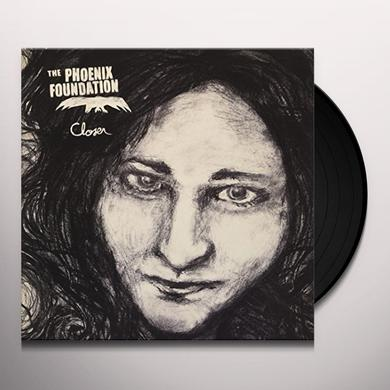 Phoenix Foundation CLOSER Vinyl Record