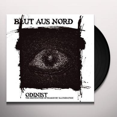 Blut Aus Nord ODINIST: THE DESTRUCTION OF REASON BY ILLUMINATIO Vinyl Record