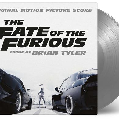 Brian Tyler THE FATE OF THE FURIOUS (ORIGINAL MOTION PICTURE) Vinyl Record