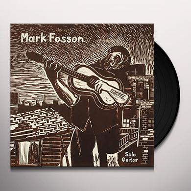 MARK FOSSON SOLO GUITAR Vinyl Record