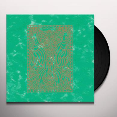 Ooioo GOLD & GREEN Vinyl Record