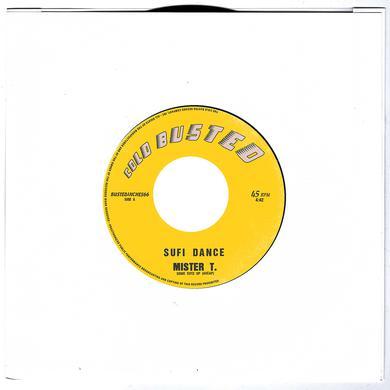 Mister T. SUFI DANCE / KRYSTIAN SHEK / POSTBOX 1902 Vinyl Record