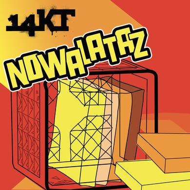 14Kt NOWALATAZ Vinyl Record