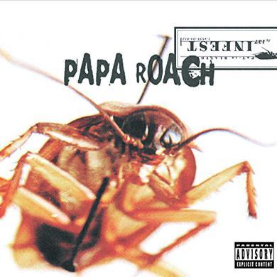 Papa Roach INFEST Vinyl Record