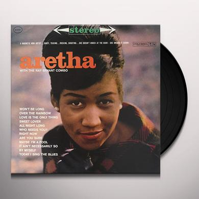 Aretha Franklin ARETHA - WITH THE RAY BRYANT COMBO Vinyl Record