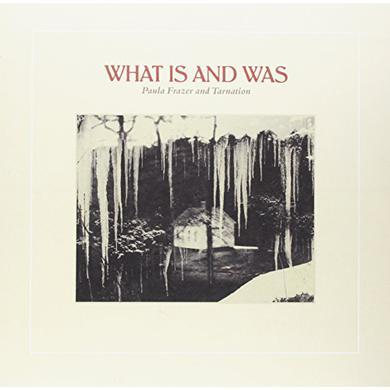 Paula Frazer & Tarnation WHAT IS & WAS Vinyl Record