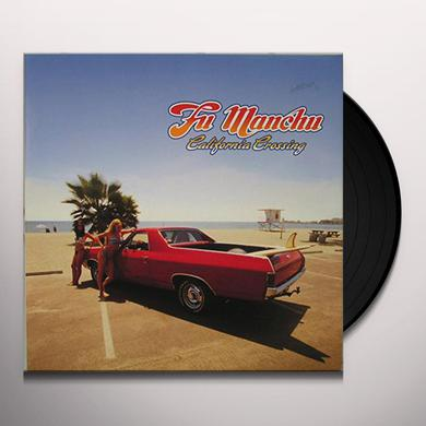 Fu Manchu CALIFORNIA CROSSING Vinyl Record