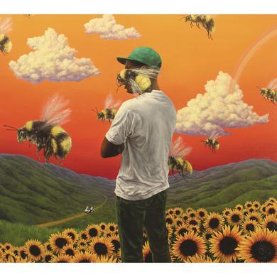 Tyler The Creator FLOWER BOY CD