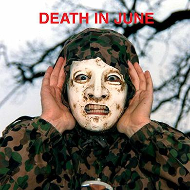 Death In June EURO CROSS Vinyl Record