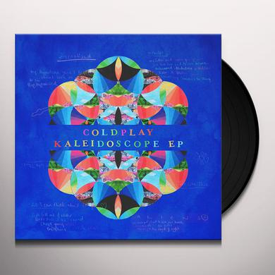 Coldplay KALEIDOSCOPE Vinyl Record