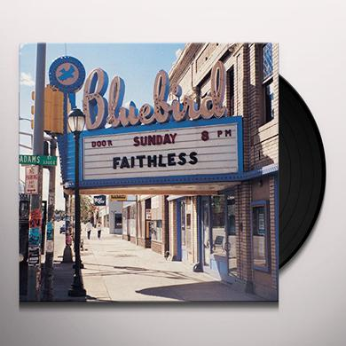 Faithless SUNDAY 8PM Vinyl Record