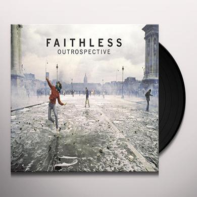 Faithless OUTRO-SPECTIVE Vinyl Record