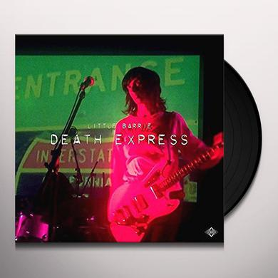 Little Barrie DEATH EXPRESS Vinyl Record