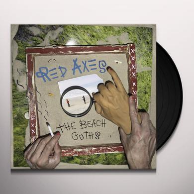 Red Axes BEACH GOTHS Vinyl Record