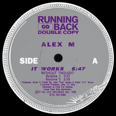 ALEX M IT WORKS Vinyl Record