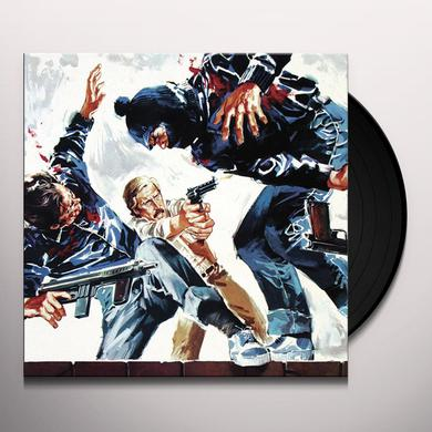 Guido De Angelis / Maurizio ROMA VIOLENTA - O.S.T. Vinyl Record