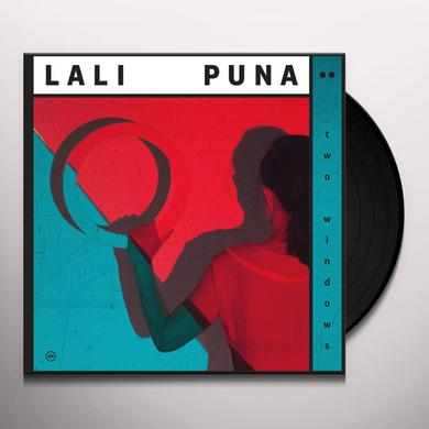 Lali Puna TWO WINDOWS Vinyl Record