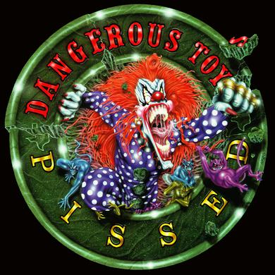 Dangerous Toys PISSED (PICTURE DISC VINYL) Vinyl Record