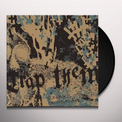 Trap Them SLEEPWELL DECONSTRUCTOR Vinyl Record