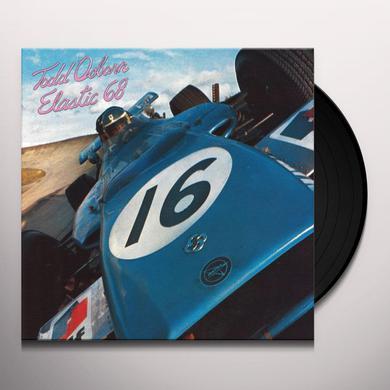 Todd Osborn ELASTIC 68 Vinyl Record