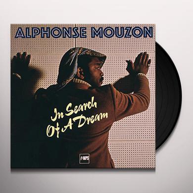 Alphonse Mouzon / Philip Catherine ALPHONSE MOUZON - IN SEARCH OF A DREAM Vinyl Record