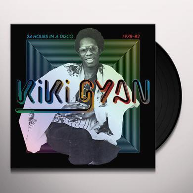 Kiki Gyan 24 HOURS IN A DISCO 1978-1982 Vinyl Record