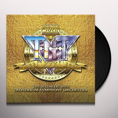 Tnt 30TH ANNIVERSARY 1982-2012 LIVE IN CONCERT Vinyl Record