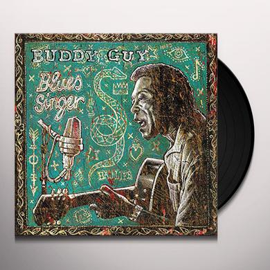Buddy Guy BLUES SINGER Vinyl Record