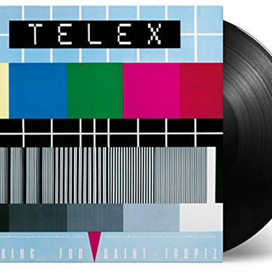 Telex LOOKING FOR SAINT-TROPEZ Vinyl Record