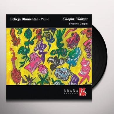 Chopin / Felicja Blumental CHOPIN: WALTZES Vinyl Record