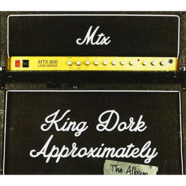 Mr T Experience KING DORK APPROXIMATELY THE ALBUM CD
