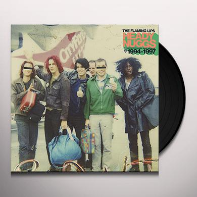 The Flaming Lips HEADY NUGGS 20 YEARS AFTER CLOUDS TASTE METALLIC Vinyl Record