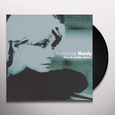 Francoise Hardy TANT DE BELLES CHOSES Vinyl Record