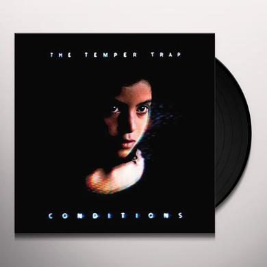 Temper Trap CONDITIONS Vinyl Record