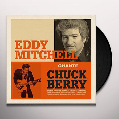 EDDY MITCHELL CHANTE CHUCK BERRY Vinyl Record
