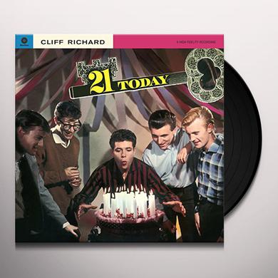 Cliff Richard 21 TODAY Vinyl Record