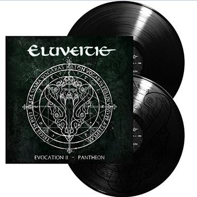 Eluveitie EVOCATION II: PANTHEON Vinyl Record