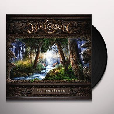 Wintersun FOREST SEASONS Vinyl Record
