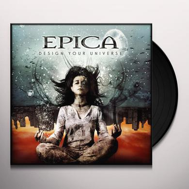 Epica DESIGN YOUR UNIVERSE Vinyl Record