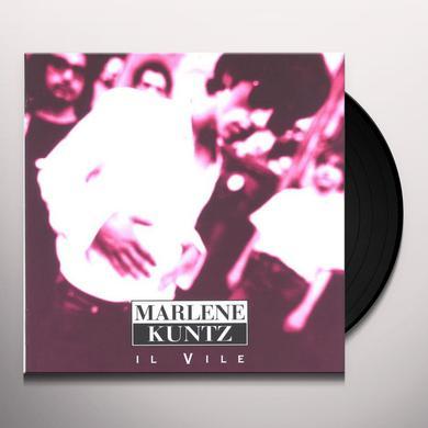 Marlene Kuntz IL VILE Vinyl Record